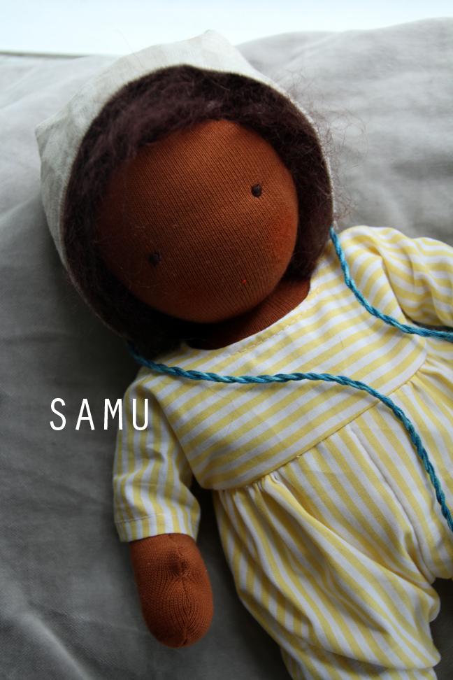 SAMU 27cm Baby