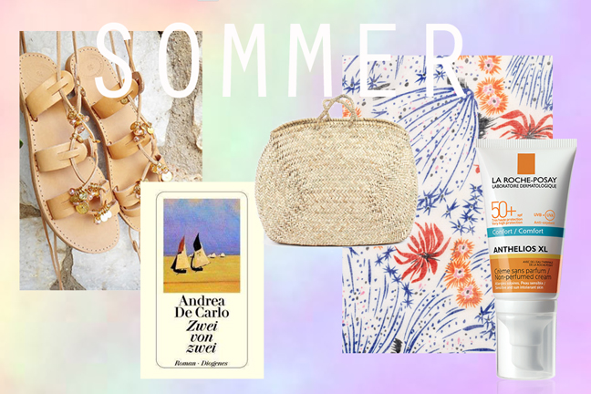 Collage SOMMER
